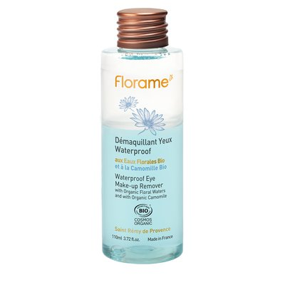 Waterproof Eye Make-Up Remover - Florame - Face
