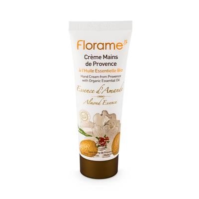 Hand Cream from Provence - Almond Essence - Florame - Body