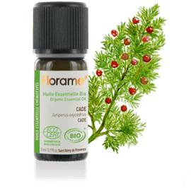 Organic Cade Wood essential oil - Florame - Massage and relaxation