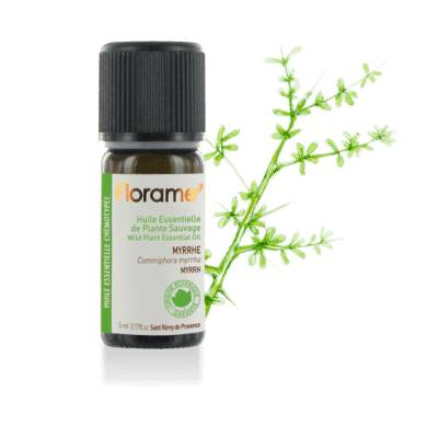 Organic Myrrh Wild essential oil - Florame - Massage and relaxation