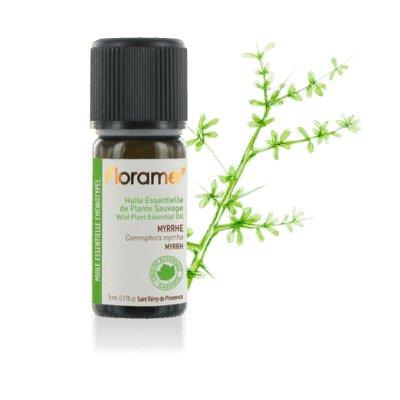 Huile Essentielle de Myrrhe - Florame - Massage et détente
