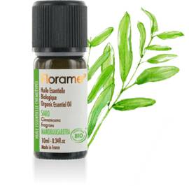Organic Saro essential oil - Florame - Massage and relaxation