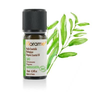 Huile essentielle de Saro - Florame - Massage et détente