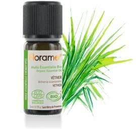 image produit Organic vetiver essential oil