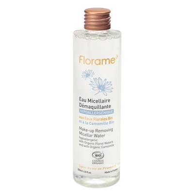 Make-Up Removing Micellar Water - Florame - Face