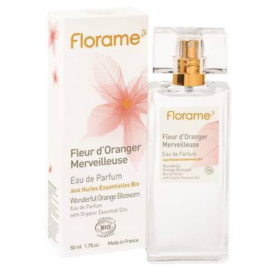 Wonderful Orange Blossom Eau de Parfum - Florame - Flavours