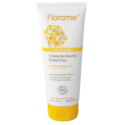 Crème de Douche Protectrice - Florame - Hygiène