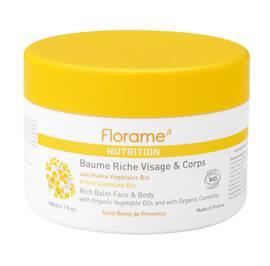 Baume Riche Visage & Corps - Florame - Visage - Corps