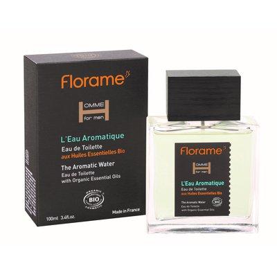 Eau de Toilette L'Eau Aromatique - Homme for men - Florame - Parfums et eaux de toilette