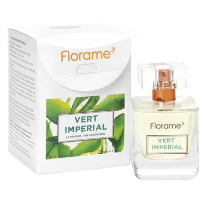 Parfum Vert Impérial - Florame - Parfums et eaux de toilette