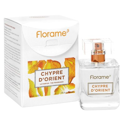 Parfum Chypre d'Orient - Florame - Parfums et eaux de toilette