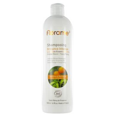 Shampooing Brillance Intense - Florame - Cheveux