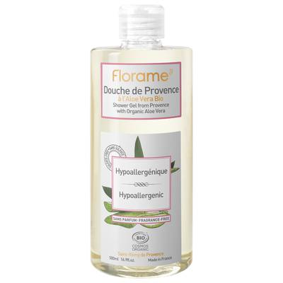 Hypoallergenic Shower gel from Provence - Florame - Hygiene