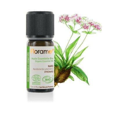 Huile Essentielle de Nard - Florame - Massage et détente