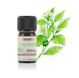 Huile Essentielle de Néroli - Florame - Massage et détente