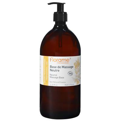 Massage Oil - Florame Professionnal - Florame - Massage and relaxation