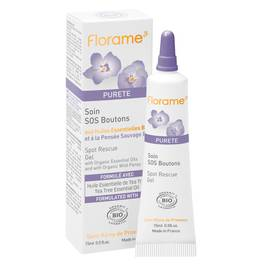 Soin SOS Boutons - Florame - Visage