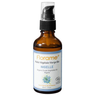 Nigella Crude Vegetable Oil - Florame - Massage and relaxation