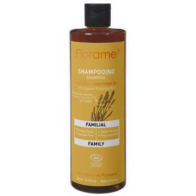 Shampooing Familial - Florame - Cheveux