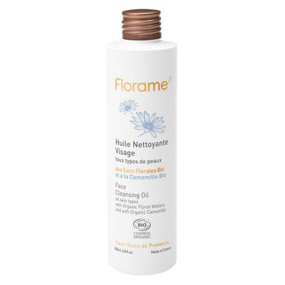 Face Cleansing Oil - Florame - Face