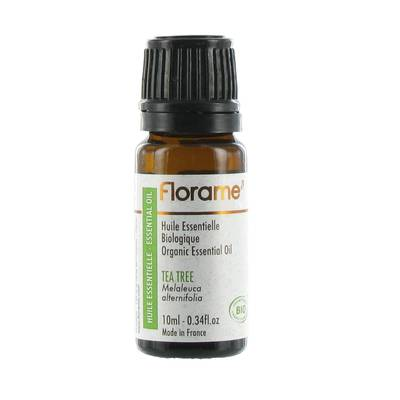 Organic essential oil Tea Tree - Florame - Massage and relaxation
