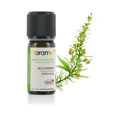 Huile essentielle d'Inule odorante - Florame - Massage et détente