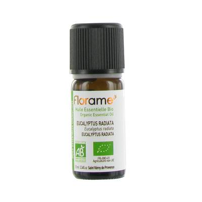 Organic essential oil Eucalyptus radiata - Florame - Massage and relaxation