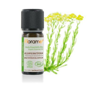 Huile essentielle Hélichryse bractéiferum - Florame - Massage et détente
