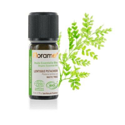Huile essentielle Lentisque pistachier - Florame - Massage et détente