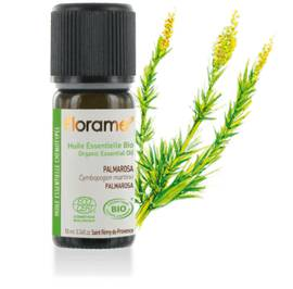 Organic essential oil Palmarosa - Florame - Massage and relaxation