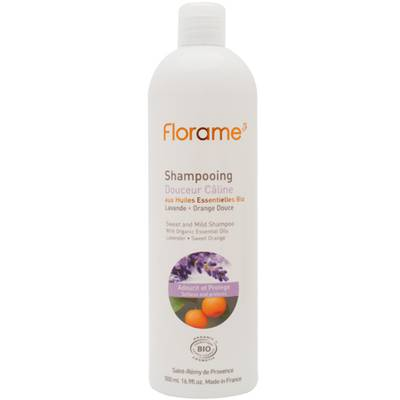 Sweet and Mild Shampoo - Florame - Hair