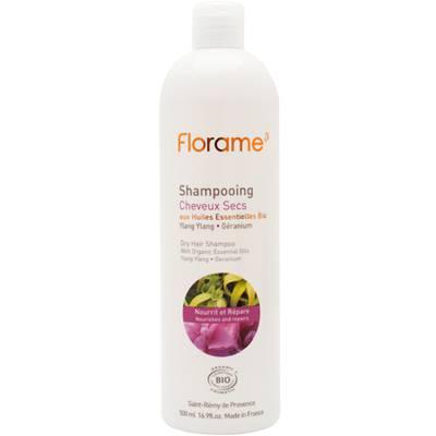 Shampooing Cheveux Secs - Florame - Cheveux