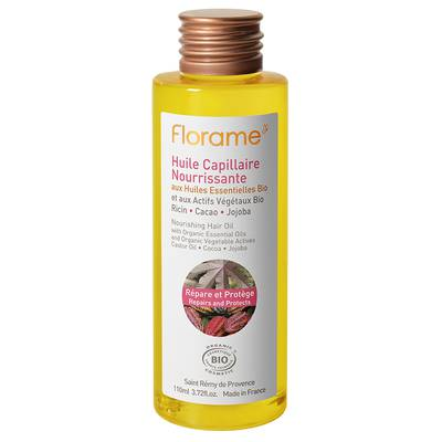 Nourishing hair oil - Florame - Hair