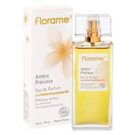Eau de Parfum Ambre Précieux - Florame - Parfums et eaux de toilette