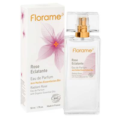 Radiant Rose Eau de Parfum - Florame - Flavours