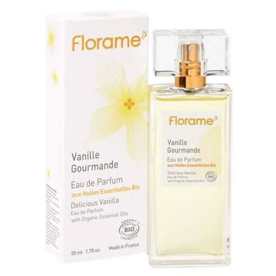 Eau de Parfum Vanille Gourmande - Florame - Parfums et eaux de toilette