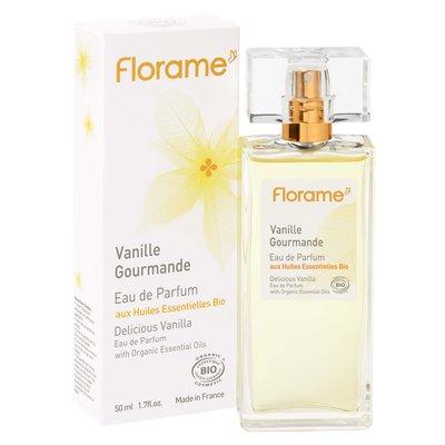 Delicious Vanilla Eau de Parfum - Florame - Flavours