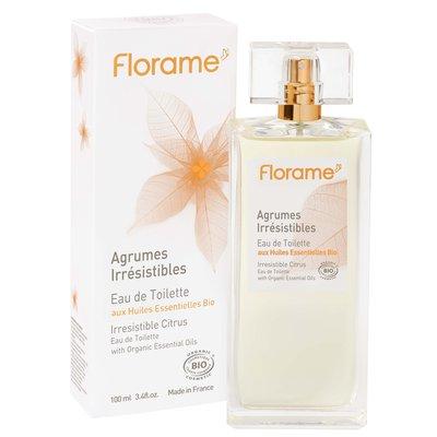 Eau de Toilette Agrumes Irrésistibles - Florame - Parfums et eaux de toilette