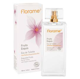 image produit Exquisite fruits eau de toilette