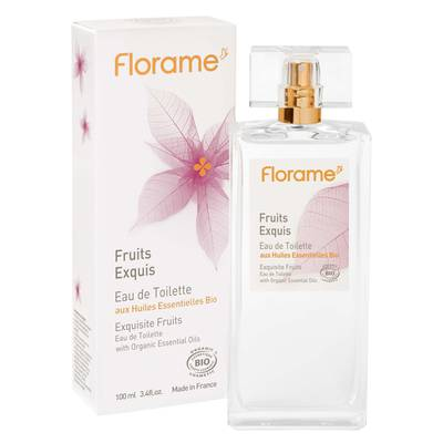 Exquisite Fruits Eau de toilette - Florame - Flavours