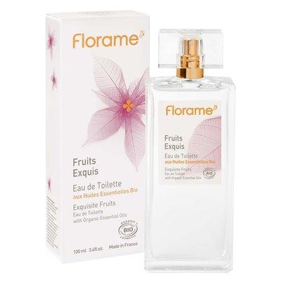 Eau de Toilette Fruits Exquis - Florame - Parfums et eaux de toilette