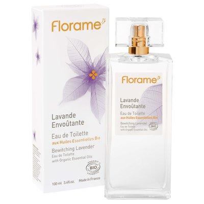 Eau de Toilette Lavande Envoûtante - Florame - Parfums et eaux de toilette