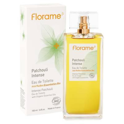 Eau de Toilette Patchouli Intense - Florame - Parfums et eaux de toilette