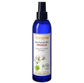 image produit Geranium organic floral water - organic floral waters