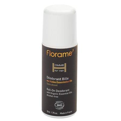 Déodorant bille - Homme for Men - Florame