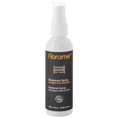 Déodorant Spray - Homme for Men - Florame