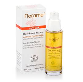 Anti-Aging Combination Skin Oil - Florame - Face