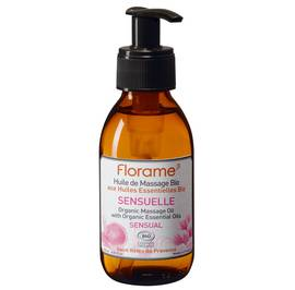 Sensual Massage Oil - Florame - Massage and relaxation