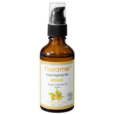 Huile Végétale Argan - Florame - Massage et détente