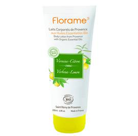 image produit Body lotion from provence verbena-lemon